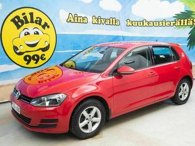 käytetty VW Golf 1.2 TSI Comfortline 77kW BMT *NÄPPÄRÄ YKSILÖ* - *VALTAISA VARASTONTYHJENNYSI!!!!*