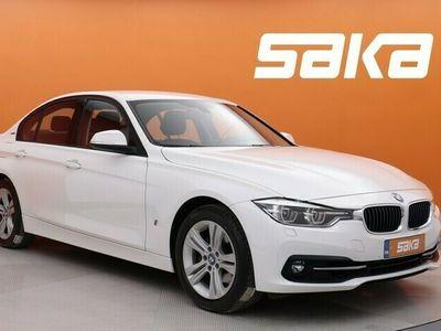käytetty BMW 330e 330 F30 SedanA Business Sport ** Plug-In / Prof.Navi / LED / BT / Sähkökäyt. lisälämmitin **