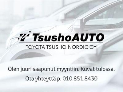 käytetty Toyota Auris 1,6 Dual VVT-i Linea Terra 5ov ** 12 vuotta edellisellä omistajalla **