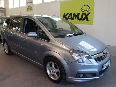 käytetty Opel Zafira 1.9 CDTI 120 DPF Enjoy Aut. esittelyt, koeajot ja mallivideot autotieto ja videot
