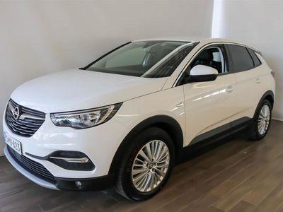 käytetty Opel Grandland X Innovation 1,2 Turbo Start/Stop 96 kW AT6 **** SUPERTARJOUS: Erä -vaihtoautoja 2,9 % korolla ***