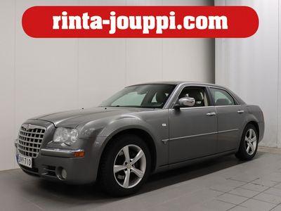 käytetty Chrysler 300C 3,0 V6 CRD - Tutkat, Huoltokirja, Suomi-auto, Boston kaiuttimet, yms!