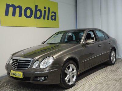 käytetty Mercedes E280 CDI 4matic Avantgarde 4d A