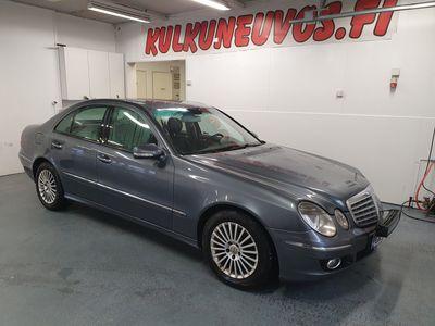 käytetty Mercedes E220 CDI ELEGANCE A Sedan Erittäin hieno yksilö.Myös osamaksulla, jopa ilman käsirahaa!