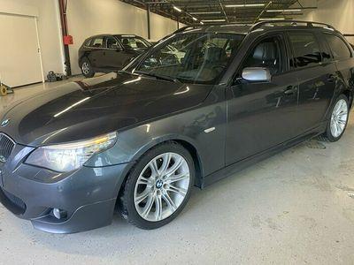 käytetty BMW 535 535 d Farmari (AC) 4ov 2993cm3 A