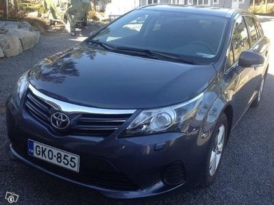 used Toyota Avensis 1,6 Valvematic Terra Edition Wagon