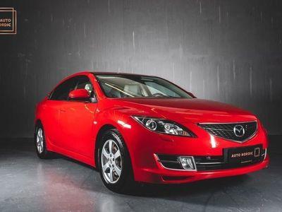 käytetty Mazda 6 Sedan 2.0 Elegance Aut