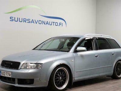 käytetty Audi A4 A4 5DAVANT 1.8T **JUURI KATSASTETTU**