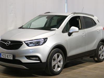 käytetty Opel Mokka X Enjoy 1,4 Turbo 4x4 103 kW MT6 // 1 omistaja, Enjoy More-paketti // **** SUPERTARJOUS: Erä -vaihtoautoj...