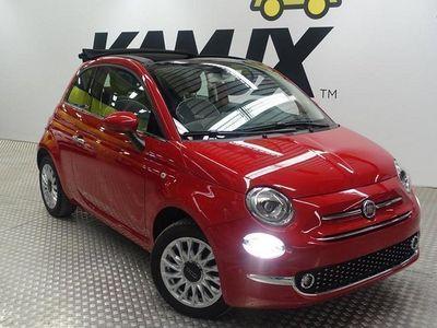 käytetty Fiat 500C