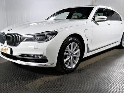 käytetty BMW 740 7-SARJA G12 Sedan Le iPerf A xDrv Bsn Excl HUIPPUVARUSTEET