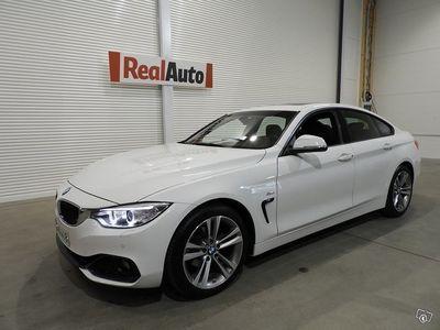 käytetty BMW 420 i
