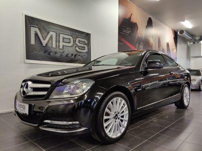 käytetty Mercedes C180 BE Coupé A Premium Business *vaihto/rahoitus*
