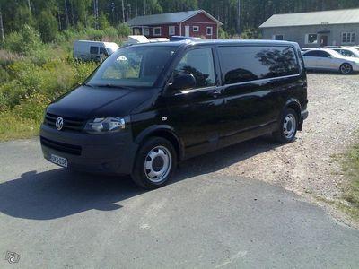 used VW Transporter Pitkä umpi tdi 140hv. 4moti