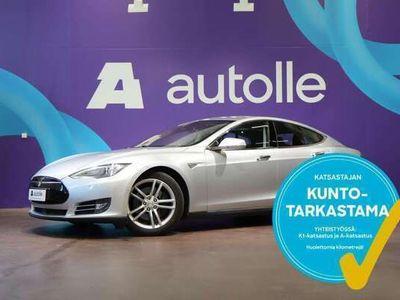 käytetty Tesla Model S KUNTOTARKASTETTU 85D CPO-takuu, AP1, Tarkastettuna, Rahoituksella, Kotiin toimitettuna