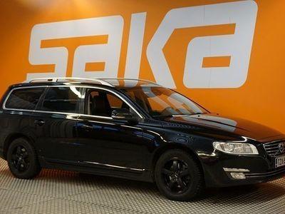 käytetty Volvo V70 D3 Classic aut ** Suomi-auto / Webasto / Navi / Virtuaalimittaristo / Muistipenkki / Nahkasisusta **