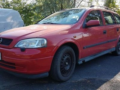 käytetty Opel Astra 1.6 8vent