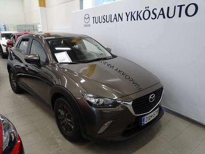 käytetty Mazda CX-3 2,0 (120 hv) SKYACTIV-G Premium 6AT EN1