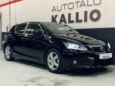 käytetty Lexus CT200h Hybrid A Executive *HYBRID *SIISTI *AUTOM. *