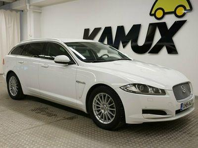 käytetty Jaguar XF Sportbrake 2,2 i4 Td 200 Luxury