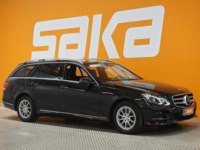 käytetty Mercedes E350 Bluetec T A Premium Business 9G-tronic ### NORMAL FRIDAY -hinta! ### ** Juuri huollettu / Naviga