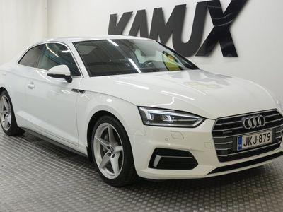 käytetty Audi A5 Coupé Business Sport 2,0 TFSI 185 kW quattro S-tronic / 1-omistaja / Comfort-paketti / Upea coupè /
