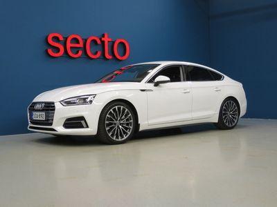 käytetty Audi A5 Sportback Bsn Sport Comf Edt 2,0TFSI 185QA(18.A Vetokoukku,polttoainetoiminen lisälämmitin,
