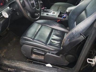 käytetty Audi A6 Korjattavaksi