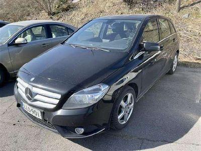 käytetty Mercedes B180 CDI BE A Premium Business Elegance