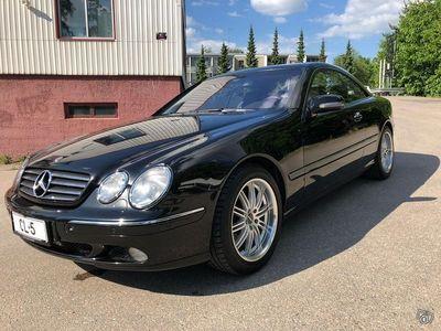 käytetty Mercedes CL500