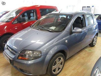 käytetty Chevrolet Kalos 5-ov SE 1,2 M/T AC