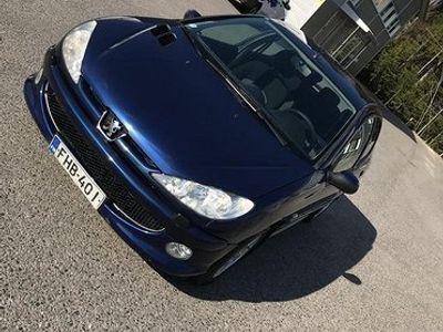 käytetty Peugeot 206 1.4