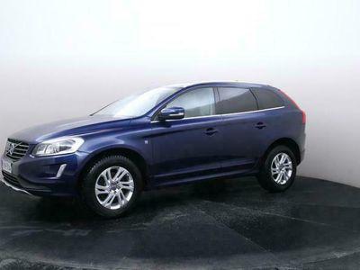 käytetty Volvo XC60 D4 Ocean Race Business aut   - rahoitustarjous 2,9 % + kulut   *Kaikki varustepaketit!*