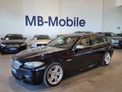 käytetty BMW 550 xDrive 280kW F11 M-Sport