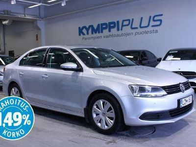 käytetty VW Jetta Comfortline 1,2 TSI 77 kW (105 hv) BlueMotion Technology