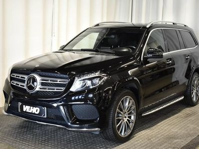 käytetty Mercedes GLS350 d 4Matic AMG Line +Distronic, Panorama, 360 kamera