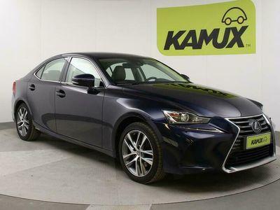 käytetty Lexus IS300h Hybrid A Executive // Adapt.cruise + kaistavahti / Sähköpenkit / Lämmitettävä ratti //