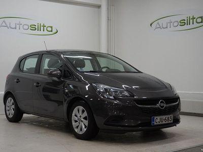 käytetty Opel Corsa 5-OV ENJOY 1,4 ECOFLEX S/S 66 + SUOMIAUTO + RATINLÄMMITIN. Myös vaihto jarahoitus. Nyt jopa ilman kä