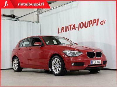 käytetty BMW 116 116 F20 Hatchback i TwinPower Turbo A Business Automatic J. autoturva saatavilla, 6kk kuluton ja