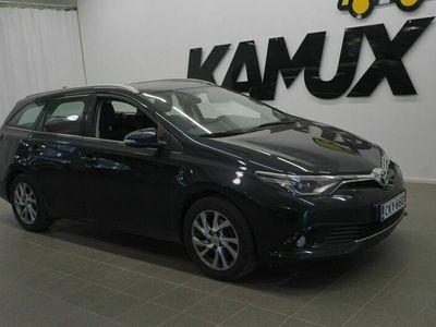 käytetty Toyota Auris Touring Sports 1,2 T Active / 1.om / Navi / peruutuskamera / Suomi-auto