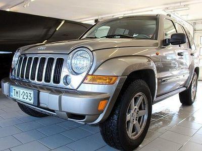 käytetty Jeep Cherokee