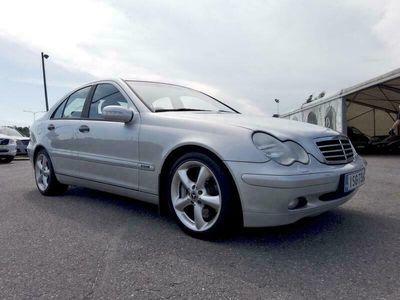 käytetty Mercedes C200 CDI A Sport. Aut