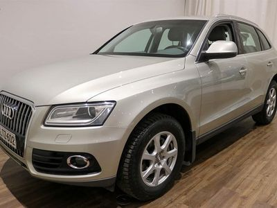 käytetty Audi Q5 Business 2,0 TDI 130 kW quattro S tronic**HUIPPUSIISTI-SUOMI AUTO-XENON VALOT**