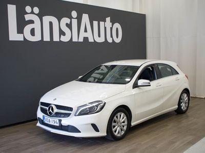 käytetty Mercedes A180 A Suomi 100 Edition **** LänsiAuto Safe -sopimus hintaan 590e ****