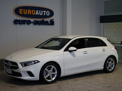 käytetty Mercedes A180 A Business Style 1.OMISTEINEN SUOMI AUTO KUIN UUSI LED HIGH PERFORMANCE BLUETOOTH CRUISE KAISTAVAHTI ALUT.