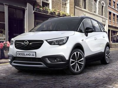 käytetty Opel Crossland X Comfort 130 Automatic Edition