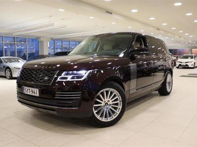 käytetty Land Rover Range Rover P400e Autobiography LWB / Hieronta / Panorama / Adap vak / Takanäytöt