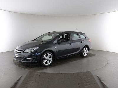 käytetty Opel Astra Sports Tourer Enjoy 1,4 Turbo ecoFLEX Start/Stop 88kW MT6 - Vähän ajettu tilava Farmari