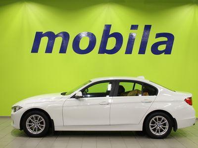 käytetty BMW 320 3-SARJA i Tbo A F30 Sedan Ltd xDrive Edition **KORKOTARJOUS 1,9% + KULUT**ILMAINEN KOTIINKULJETUS**