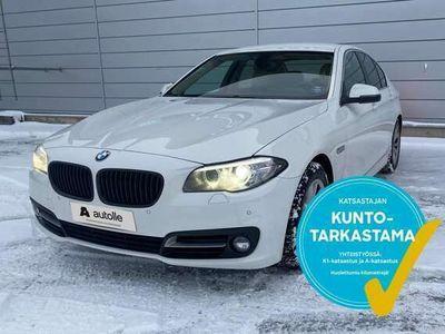 käytetty BMW 518 *KOTIINTOIMITUS* F10 Sedan Bsn Exclusive 110kW Aut. Tarkastettuna, Rahoituksella, Kotiin toimitettun